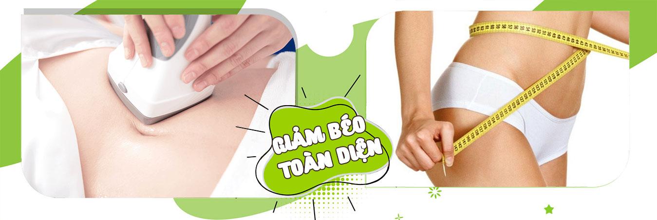 Khuyến mãi giảm béo, giảm mỡ lipo ultrasound