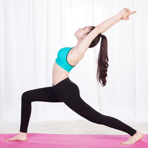 Bài tập yoga giảm béo