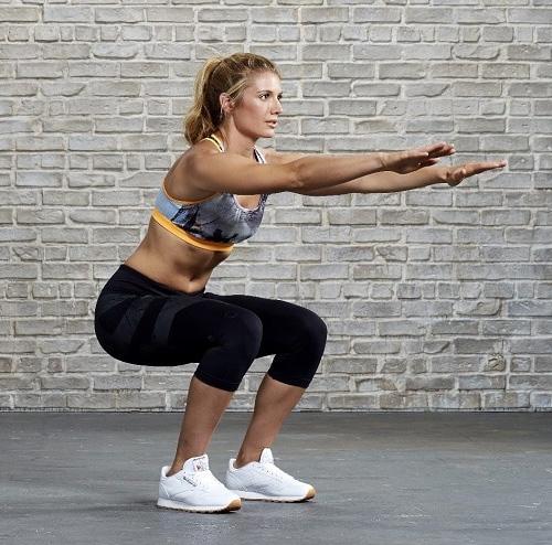 giảm béo vùng mông nhanh nhất