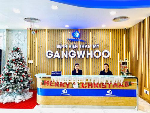Review bệnh viện thẩm mỹ Gangwhoo có tốt không?