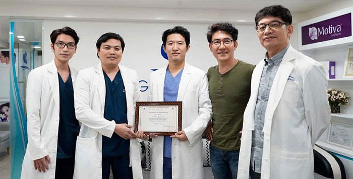 Bác sĩ Cường - Giám đốc chuyên môn tại Gangwhoo